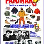 PANINARO PARTY al 707 venerdi 15 novembre